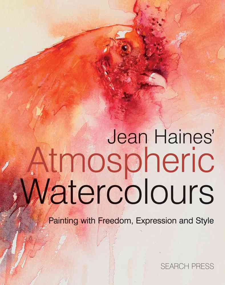 Jean Haines' Atmospheric Watercolours By Haines, Jean